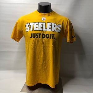Men's Nike Steelers shirt
